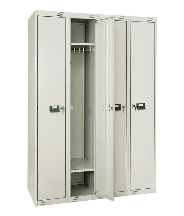 Шкафы раздевальные CL